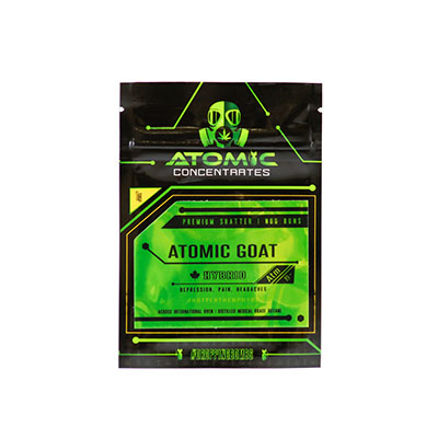 ATOMIC – Atomic Goat cannabis, ATOMIC – Atomic Goat, buy weed online canada