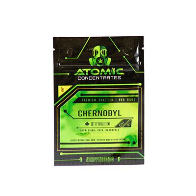 ATOMIC – Chernobyl, cannabis fast express