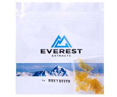 Everest Extracts – Ricky Nuken, dispensary edibles