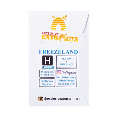 Exclusive Extracts – Freezeland, best dispensary edibles