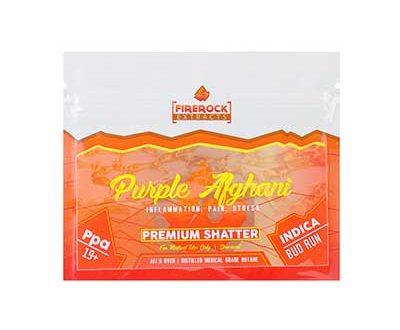 Firerock – Purple Afghani, buy edibles online canada