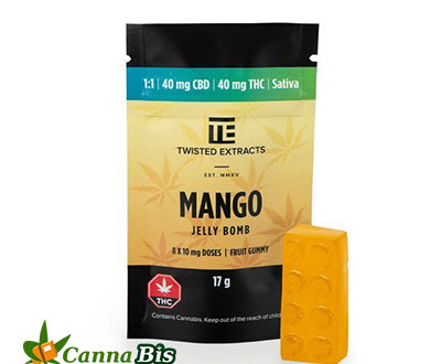 Mango 1:1 Jelly Bomb, online dispensary vancouver