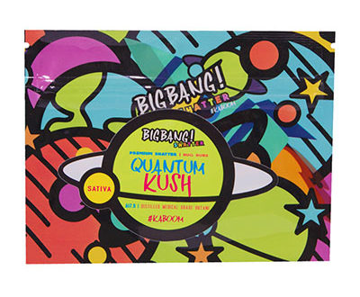 Quantum Kush, dispensary edibles canada