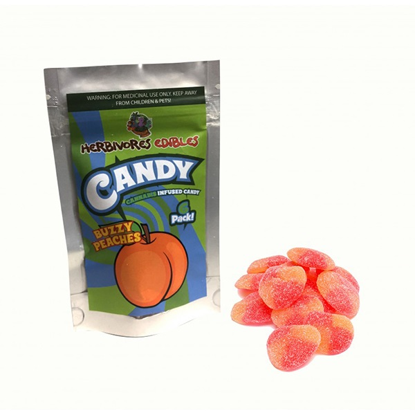 Herbivores Buzzy Peaches, buy weed online canada, cannabis fast express