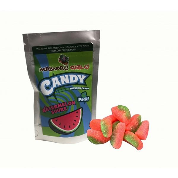 Herbivores Watermelon Sours, online dispensary vancouver, quality medical marijuana weed